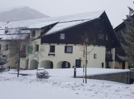 Casa Vacanza Il Nido, Sestriere