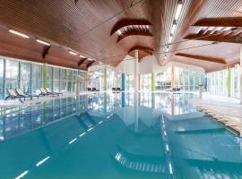 Appart'Hotel Spa Atlantic Golf, Saint-Jean-de-Monts
