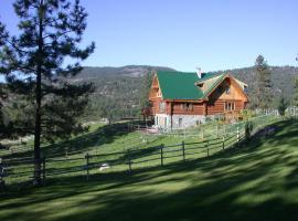 Wildhorse Mountain Guest Ranch Bed & Breakfast, Summerland