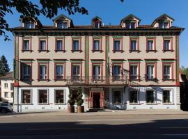 Hotel Landhaus Säntis Herisau, Herisau