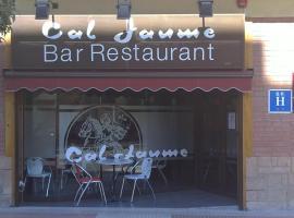 Hostal Can Jaume, Mollerusa