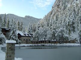 Hotel Residence Lago Laux, Fenestrelle