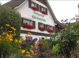 Landgasthof Hüttenleben, Thayngen