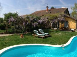 Holiday home Domaine A Marmande, Berdoues