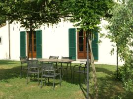 Villa Severini, コルトーナ