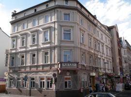 Hotel garni Djaran, Offenbach