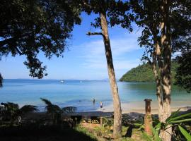 Chomjan Beach Resort, Ko Phayam