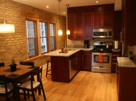 Roscoe Village Guesthouse 3 Stars Chicago