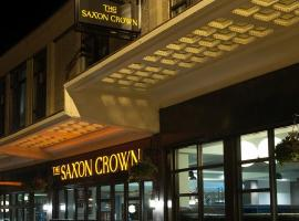 The Saxon Crown Wetherspoon, Corby