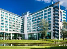 Radisson BLU Hotel Amsterdam Airport, Shiphola