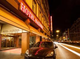 Centro Hotel National Deluxe City, Frankfurt/Main