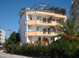Hotel Anadolu, Finike