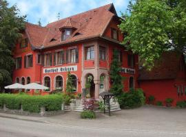 Hotel-Restaurant Ochsen, Haslach im Kinzigtal