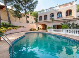 Villa Costa D´en Blanes, Costa d'en Blanes