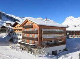 Hotel Walserberg, Warth am Arlberg