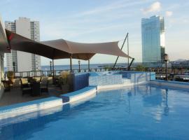 Hotel Bahía Suites, Panama-Stad