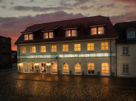Hotel zur Burg, Burg Stargard