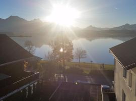 Ferienwohnungen Hopfensee, Füssen