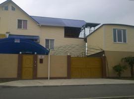 Beryozovy Guest House, Adler