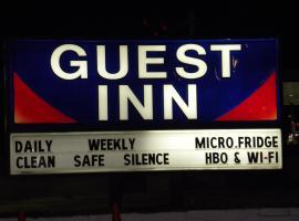 Guest Inn Rogers, Rogers