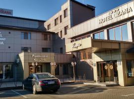 호텔 오자나, 비스트리타