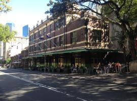 Mercantile Hotel
