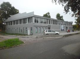 "гостиница ""Космос"", Baykalsk"