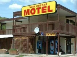 Twin Creeks Motel, Lumby