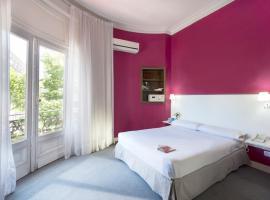 Hotel Mundial, Buenos Aires