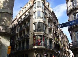 Apartaments Sant Jordi Santa Anna 2