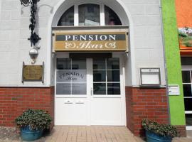 Pension Ikar, Schwerin