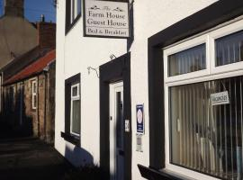 The Farmhouse Guesthouse, Belford