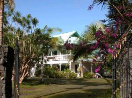 Lava Tree Tropic Inn, Pahoa