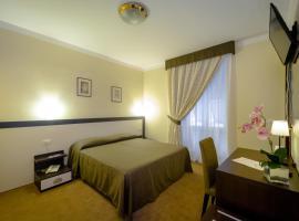 Hotel Boccascena, Genova