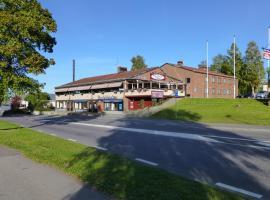 Värdshuset Stopet, Grängesberg