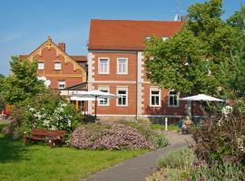 Romantisches Geniesser Hotel Dübener Heide, Krippehna