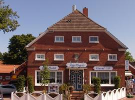 Hotel Schatthaus, Greetsiel
