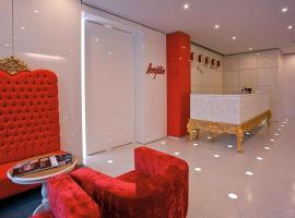 Graffit Gallery Design Hotel, Varna City