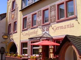 Landgasthof Germania, Rüdesheim am Rhein