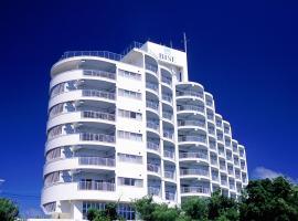 Hotel Yugaf Inn Bise, Motobu