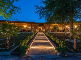 Agriturismo Quartuccio, Villa Romana