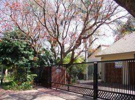 The Coral Tree House, Pretoria