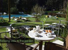 西厄斯塔公園加尼別墅酒店