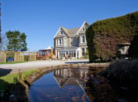The Longcross Hotel And Gardens, Port Isaac