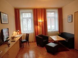 威爾貝內公寓酒店, 莫德靈