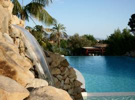 Villa Morgana Resort and Spa, Torre Faro