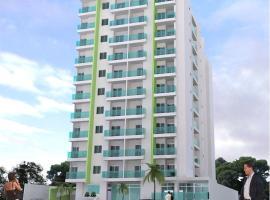 Apartamento Edificio Terrazas los Alpes, Cartagena de Indias
