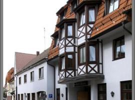 Hotel Baeren, Leimen