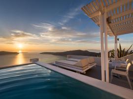 Andromeda Villas & Spa Resort, Imerovigli