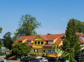 Hotel zum lieben Augustin am See, Wasserburg